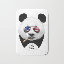 All American Panda Bath Mat