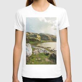 Lake Ercina T-shirt