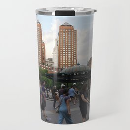 Union Square Action Travel Mug