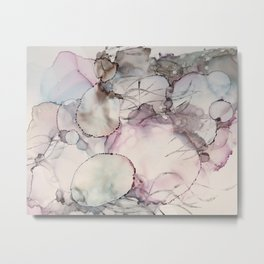 Dreaming of Jellyfish Metal Print