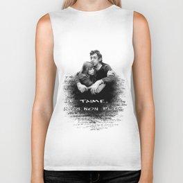 Je t'aime - Jane Birkin & Serge Gainsbourg Biker Tank