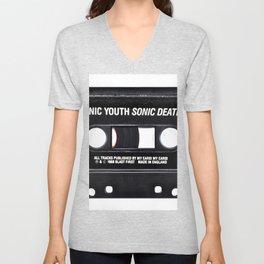 Sonic Youth Sonic Death Unisex V-Neck