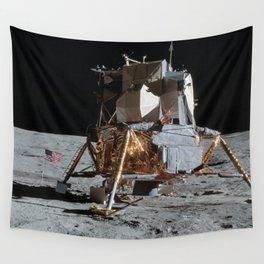 Apollo 14 - Lunar Module Wall Tapestry