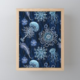 Luminocean Framed Mini Art Print