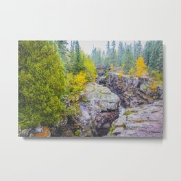 Temperance River State Park, Minnesota 16 Metal Print