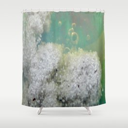 VENT REEF Shower Curtain