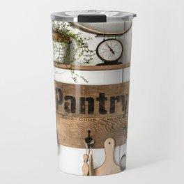 Pantry Shelf - tall Travel Mug