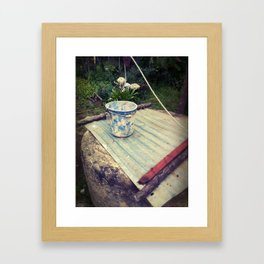 Well Framed Art Print