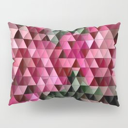 Swirling Colors Pillow Sham
