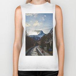 Matterhorn Zermatt Switzerland Biker Tank