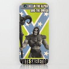 Vote Skeletor iPhone 6s Slim Case