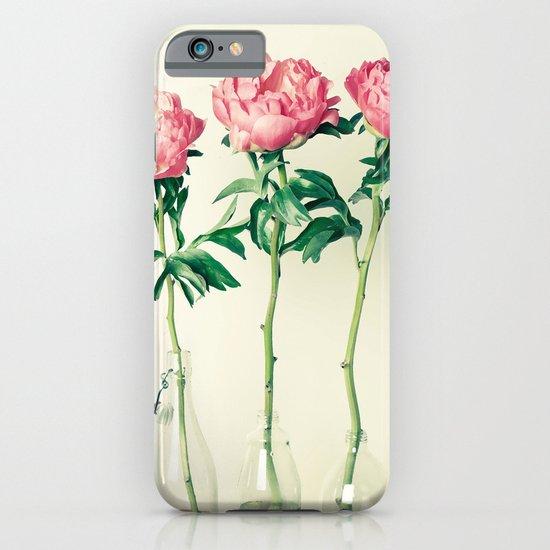 Peony No. 3 iPhone & iPod Case