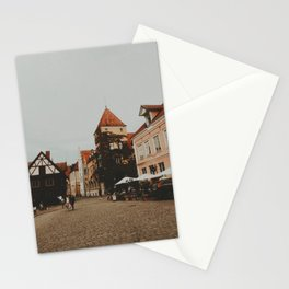 A Day In Visby Stationery Cards
