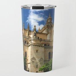 Segovia, Spain - Cathedral Travel Mug