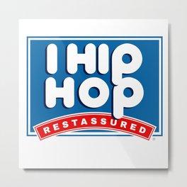 i hip hop Metal Print