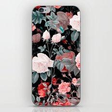 Botanic Floral iPhone & iPod Skin