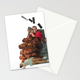 The Way the Cookie Crumbles Stationery Cards