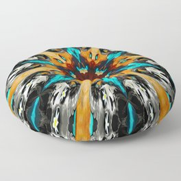 Explosion 2 Floor Pillow