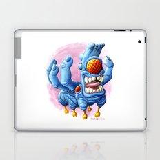 He Sure Looks Happy Laptop & iPad Skin