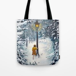 The Lamppost Tote Bag