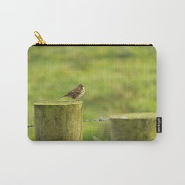 Meadow Pipit Donegal Ireland Carry-All Pouch