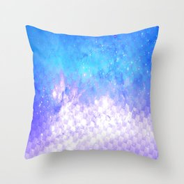 RESTART FROM CHAOS Throw Pillow