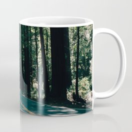 Road Trip Through The Redwoods Coffee Mug