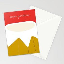 Christmas Series: Team Pandoro Stationery Cards