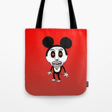 Weird Mickey Tote Bag