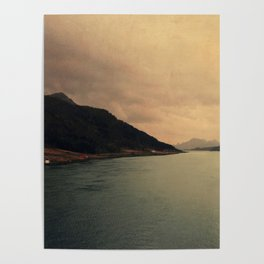 mountains IX Poster