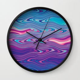 Abstract 5 Wall Clock