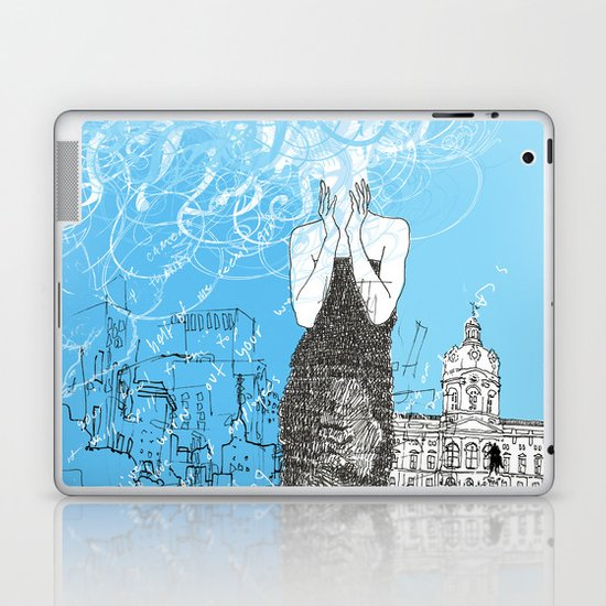 baby cakes Laptop & iPad Skin