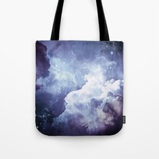 A Sky Made of Diamonds Tote Bag