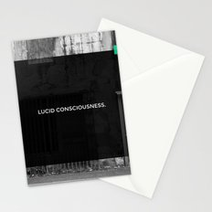 LUCID CONSCIOUSNESS Stationery Cards
