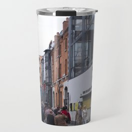 Hustle and Bustle Travel Mug