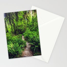Rainforest Trail Stationery Cards
