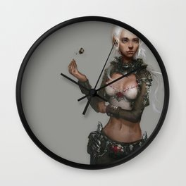 Thief Wall Clock