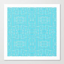 Symmetry 2 Canvas Print