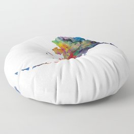 Alaska Floor Pillow