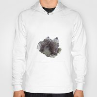 mineral Hoodies featuring Mineral by .eg.