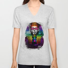 The King of Colors Unisex V-Neck