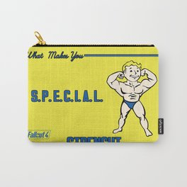 Strength S.P.E.C.I.A.L. Fallout 4 Carry-All Pouch