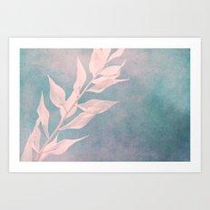 minza Art Print