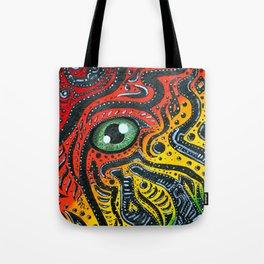 Eye of Africa Tote Bag