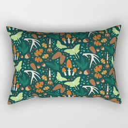 Nordic Forest Rectangular Pillow
