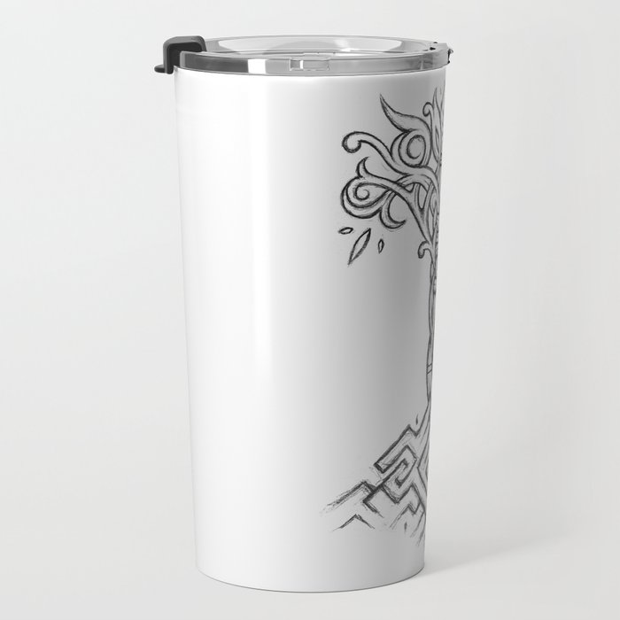 Cymbrogi Tree Travel Mug