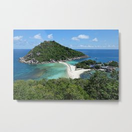 Nangyuan Island Metal Print