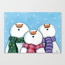 Winter Wonderment Canvas Print