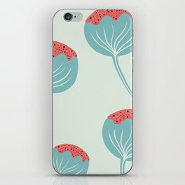 FIND ME IN THE FOREVER FIELDS iPhone Skin