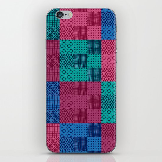 Patch iPhone & iPod Skin